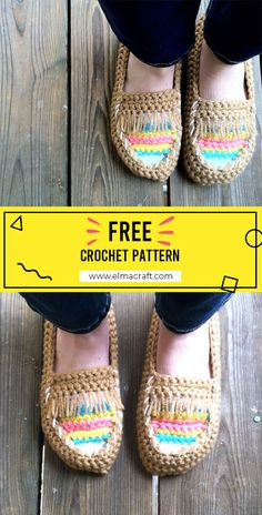 Easy Crochet Slippers, Crochet Boots, Crochet Clothes, Crochet Slipper Pattern, Crochet Flower Patterns, Granny Square Slippers, Make And Do Crew, Fashionable Snow Boots, Crochet Woman