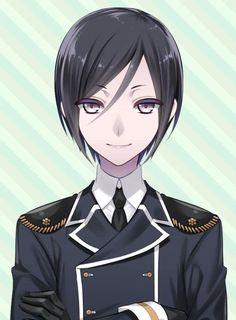 Twitter Touken Ranbu, Webtoon, Anime Guys, Cute Boys, Anime Characters, Sword, The Past, Character Design, Kawaii