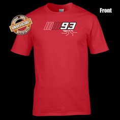 Marquez MM93 T Shirt