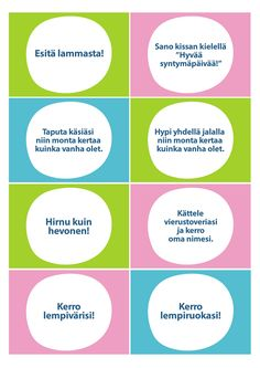 Seikkailukone | tulostettava | paperi | kartta | peli | tehtävä | kaupunki | lapset | game | map | city | children | kids | free printable | Pikku Kakkonen Early Education, Early Childhood Education, Special Education, Finnish Language, Team Building Exercises, Brain Breaks, Classroom Fun, Teaching Kindergarten, Social Skills
