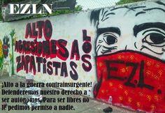 PRONUNCIAMIENTO DESDE EL ABAJO Y A LA IZQUIERDA DEL ESTADO DE GUANAJUATO EN SOLIDARIDAD CON ZAPATISTAS