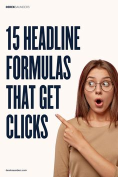 Get more clicks to your blog and website by using these 15 crazy effective headline formulas. I have used these for clients and have gotten insane results! blogging tips | blogging for beginners | copywriting tips | Sales And Marketing, Content Marketing, How To Get Clients, Online Marketing Strategies, Social Media Content, Copywriting, Blogging For Beginners, Self Development, How To Start A Blog