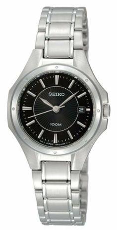 Seiko Women's SXDE13 Stainless Steel Bracelet Watch Seiko. Save 59 Off!. $89.00