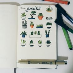 Image result for journal doodles