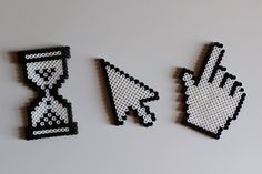 Starry Eyes Coffee Cups: Perler Beads - Coffee Icon - Ideas of Coffee Icon - Starry Eyes Coffee Cups: Perler Beads Perler Bead Designs, Easy Perler Bead Patterns, Melty Bead Patterns, Perler Bead Templates, Hama Beads Design, Diy Perler Beads, Perler Bead Art, Pearler Beads, Beading Patterns