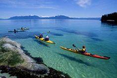 sitka Alaska Sea Kayaking