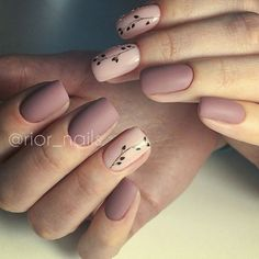 100 most popular spring nail colors of 2018 daily nail classy prinsesfo Image collections