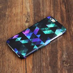 Stylish Black Geometric Pattern iPhone 6 Case/Plus/5S/5C/5/4S Case – Ac.y.c