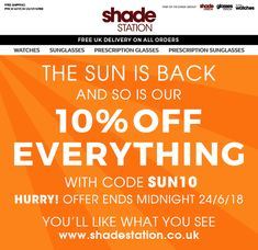 shade station coupons 2019