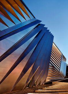 Zaha Hadid: Museu de Arte Eli & Edythe Broad