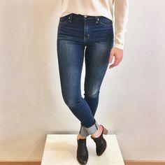 High standards & High Waisted Jeans #MyBottega #shopsatshilohcrossing #denim #je... - #Denim #High #highwaistjeansootd #Jeans #MyBottega #shopsatshilohcrossing #Standards #Waisted - #HighWaistJeans Crop Top With Jeans, Curvy Jeans, High Standards, Skinny Jeans, Denim Jeans, Jean Outfits, High Waist Jeans, Crop Tops, Shorts