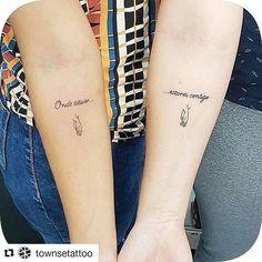 #Repost @townsetattoo with @repostapp ・・・ #Repost @brunotownse with @repostapp ・・・ Tatuagem Feminina Onde estiver, estarei contigo ❤ Agendamentos Direct e Whats App (11)97156-5436 ou (11)☎️ Av. Professor carvalho pinto n 75 sala 06 Caieiras, Centro Cobertura de imagem @selorupel Valores promocionais #Caieiras #TownseTattoo #lisbon #london #tatuagemdelicada #saopaulo #BrunoTownseTattoo #BrunoTownse #tatuagemfemininasedelicadas
