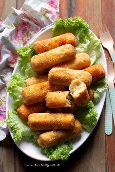 Crocchette di patate: Ricetta e Trucchi per Crocchette perfette!