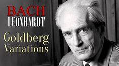 Bach - Goldberg Variations - Harpsichord (Leonhardt)