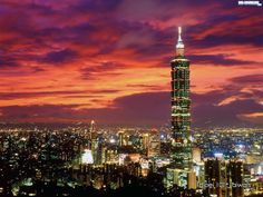 Taipei 101 | HOME SWEET WORLD