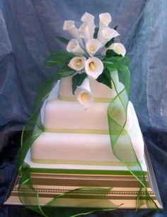 Wedding Cake Pictures by Specialized-Cakes
