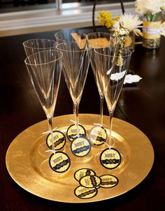 Oscar night free party Printables from Hostess with the Mostess.