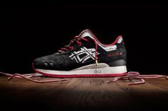 "Titolo x ASICS GEL-Lyte III ""Papercut"" 