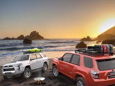 Toyota 4Runner Roof Rack 5th Gen Front Runner Outfitters Slimline II