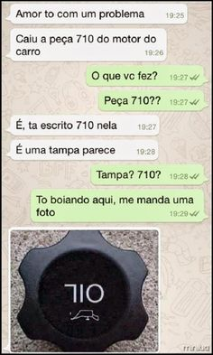 Pérolas do WhatsApp #5