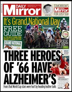 Daily Mirror Grand National, Mirror, Mirrors