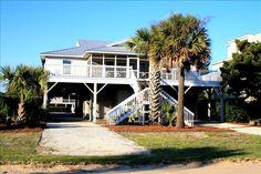 Cottage vacation rental in Edisto Beach from VRBO.com! #vacation #rental #travel #vrbo
