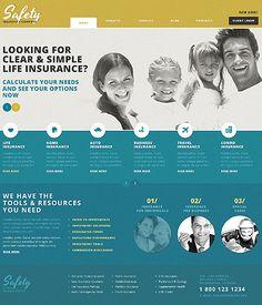 Insurance WordPress Theme #website http://www.templatemonster.com/wordpress-themes/44257.html?utm_source=pinterest&utm_medium=timeline&utm_campaign=inst