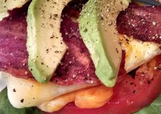 Skinny Breakfast B.L.T.  A. Recipe -  Very Tasty Food. Let's make it!