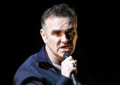 A record label treated our boy Morrissey like crap. Release it online for a download fee yourself, Moz!