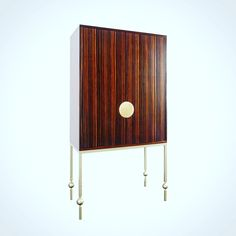Our Lucille cocktail cabinet. Custom furniture.