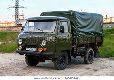 Novyy Urengoy Russia July 1 2019 | Transportation Stock Image 1454357441 Utility Truck, July 1, Transportation, Russia, Monster Trucks, Photo Editing, Royalty Free Stock Photos, Cars, Image