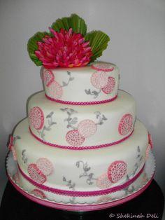 japanese cake | Shekinah Deli: Wedding cake - Japanese theme