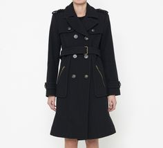Marc Jacobs Black Coat