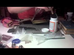 Altered Book Niche How To