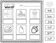 I CAN READ {CVC ACTIVITIES FOR ANY TIME} - TeachersPayTeachers.com
