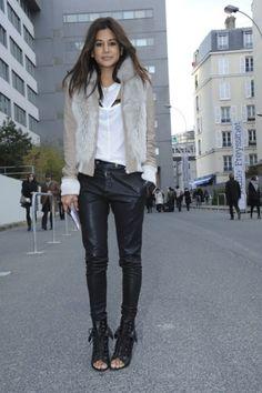 Little Bits of Lovely: Love her style {christine centenera}