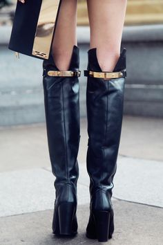 LOVE these boots - Stylabl Streets