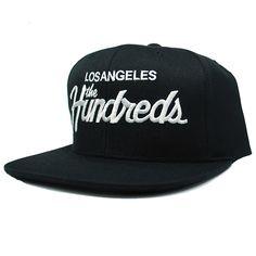 The Hundreds Forever Team Snapback Hat (Black) $28.95