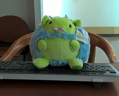 #squishywork2015 I'm taking over the controls now!