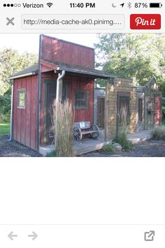 Garden Sheds Edmonton garden shed kids playhouse western cabin pinterest | patio