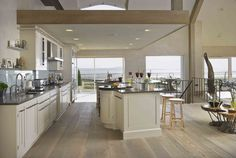 Mark Wilkinson's Milan is considered by many aficionados of style to be the first kitchen that has taken contemporary living to a new level, luxury without limits