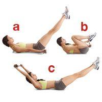 Pilates One Hundred Exercise ExercisesAbsOct 17, 2012 0 281          FacebookTwitterEmailPrintGmailMore PrevNext  Pilates One Hundred Exerci...