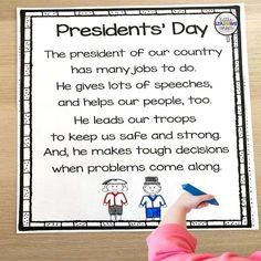 Presidents Day Activities for Preschoolers