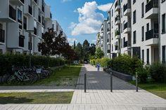 Новые районы Мюнхена. Хотели бы так жить? – Варламов.ру