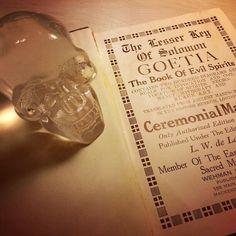 The Lesser Key Of Solomon, Goetia,  The Book of Evil Spirits