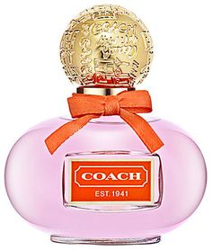 Coach Poppy is a super fun and flirty fragrance! $85