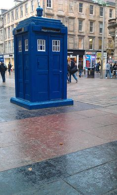 The Doctor, if i saw this i would scream and never let it leave my sight!