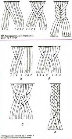 seven strand braid by barbara.billiard.7 by jean