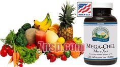 Мега-Хел НСП - препарат (бад) витаминно-минеральный комплекс в таблетках производства США