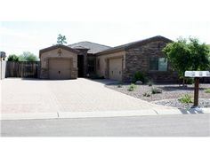 ***AWESOME***A MUST SEE conveniently located home on a large lot with a backyard waiting your custom improvements or plenty of room for your allowed horses or toys! RV gate, front driveway done in custom pavers, as well as back patio.Home has many features that include: 4 bedroom split floor plan, 3 car split garage, open kitchen with granite counter tops, stainless steel appliances and nicely upgraded cabinets. Custom tile throughout the house. Master bedroom has a huge walk-in closet, ...